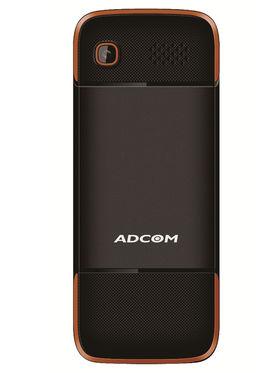 ADCOM 1 Dual Black & Orange