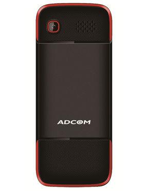 ADCOM 1 Dual  Black & Red