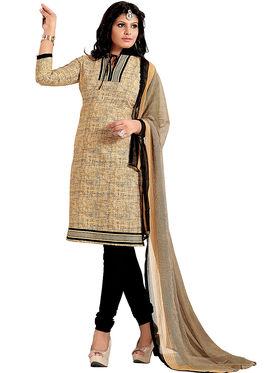 Khushali Fashion Cotton Self Dress Material -Bgssnr44006