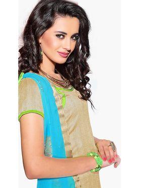 Khushali Fashion Art Silk Self Dress Material -Brcpvt1004