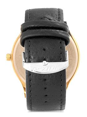 Dezine Wrist Watch for Men - Black_DZ-GR010-BLK-BLK