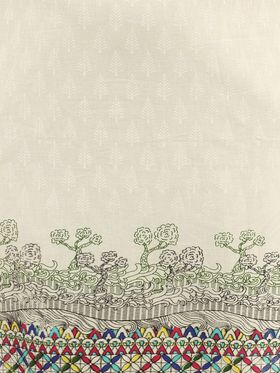 Branded Cotton Printed Kurtis -Ewsk0615-1344