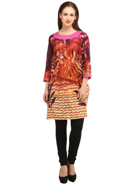 Branded Cotton Printed Kurtis -Ewsk0615-1385