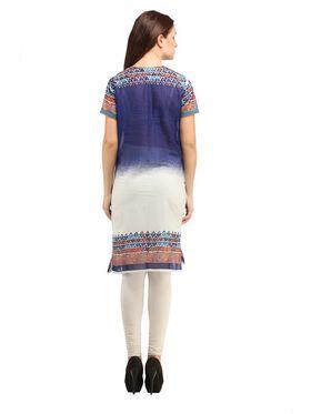 Pack of 2 Branded Cotton Printed Kurti -ewsk20