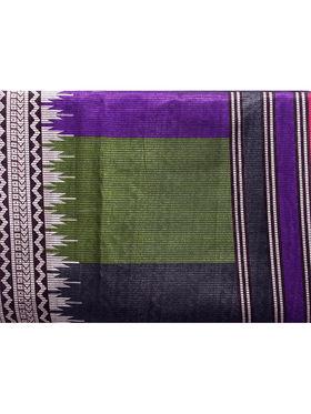 Pack Of 5 Florence Pochampalli Printed Sarees