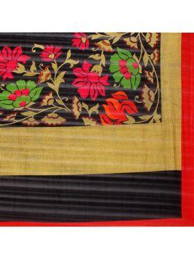 Florence Printed Bhagalpuri  Sarees -FL-11197
