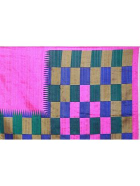 Florence Printed Bhagalpuri Silk Sarees FL-11714