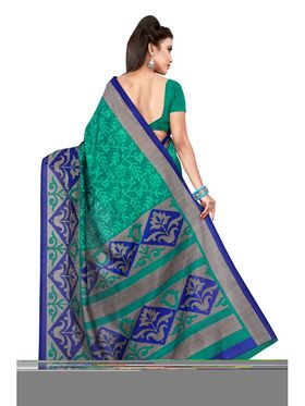 Florence Printed Bhagalpuri Silk Sarees FL-11718