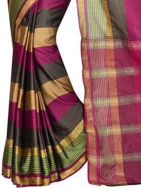 Shonaya Woven Banarasi Art Silk Sarees -Hikbr-108