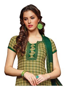 Khushali Fashion Crepe Printed Dress Material -Hnyfdzl35011