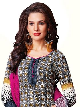 Khushali Fashion Crepe Printed Unstitched Dress Material -HNYVR1007