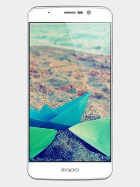 ZOPO Hero 1 4G LTE Quad-Core 64bit 13.2MP Dual SIM Android Smartphone _White