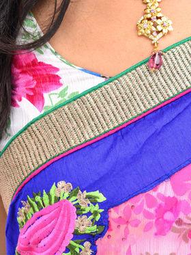 Elegant Designer Wear Bollywood Saree (BDS1)