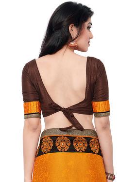 Indian Women Georgette Saree -IC40403