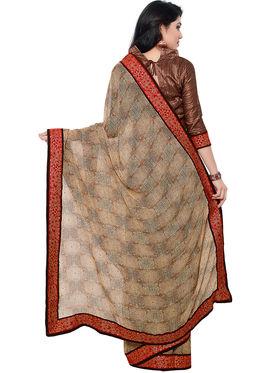 Indian Women Georgette Saree -IC40427