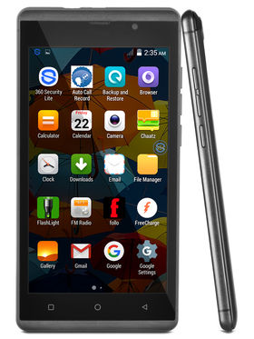 Intex 3G Mobile with Gorilla Glass