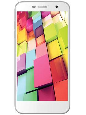 Intex Aqua 4G Plus Android Lollipop, Quad Core Processor, 2 GB RAM & 16 GB ROM - White