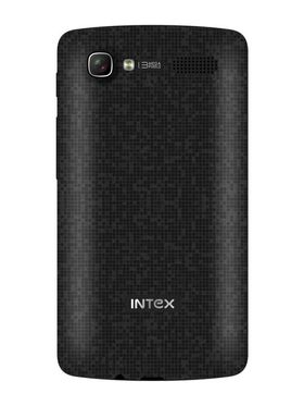 Intex Feel 4 Inch Dual Sim Phone - Black