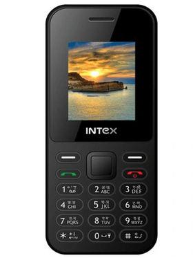 Intex Eco 105E 1.8 Inch Dual SIM Mobile Phone