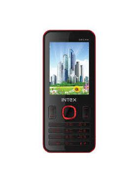 Intex Platinum Dream 2.4 Inch Dual SIM Mobile Phone
