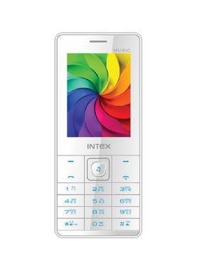 Intex Turbo Music 2.4 Inch Dual SIM Mobile Phone