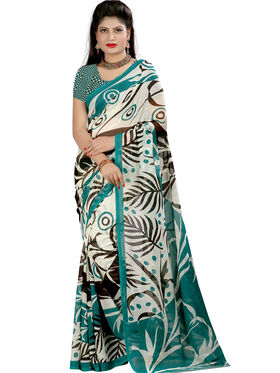 Arisha Georgette Printed Saree -Khgsstar215