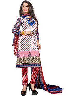 Khushali Fashion Crepe Printed Unstitched Dress Material -KPNDV33004