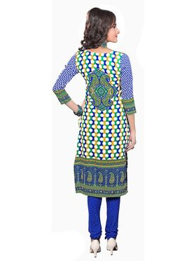 Khushali Fashion Crepe Printed Dress Material -Kpplpl8007