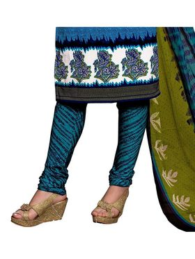 Khushali Fashion Crepe Printed Dress Material -Kpplpl8011