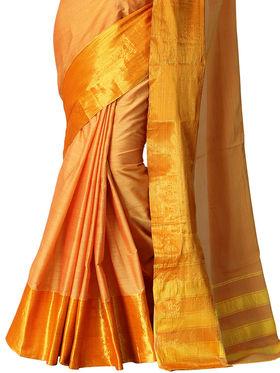 Shonaya Woven Handloom Cotton Silk Sarees -Kymle-1060