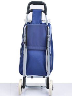 Buy Multi-Purpose Trolley Bag with Foldable Chair Online at Best ... 71bd7c9882