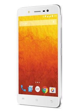 Lava Iris X1 Selfie Android Lollipop Quad Core with 1GB RAM & 8GB ROM - White