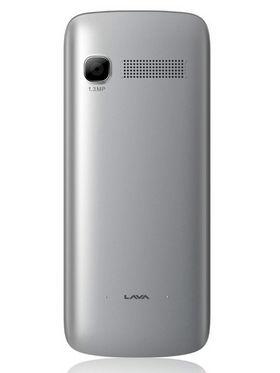 Lava KKT 27 Plus - Silver