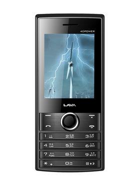 Lava KKT 40 Power - Black & Gray