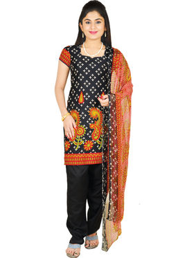 Manasvi Set of 7 Printed Dress Material (7P1)