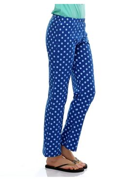 Clovia Cotton Solid Pyjama -NS0431P03