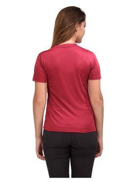 Oleva Combo Of  4 Blue & Black Denim + Red & Maroon T-Shirt ONC-44