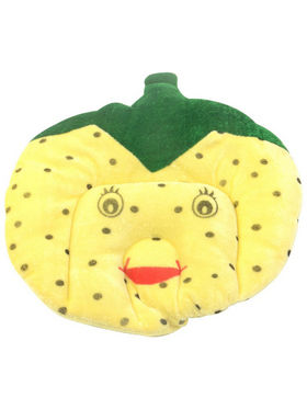 Ole Baby Premium Mustard Strawberry Shape Rai Seed Pillow_OB-RPSB-B029