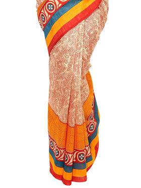 Branded Cotton Gadwal Sarees -Pcsrsd30