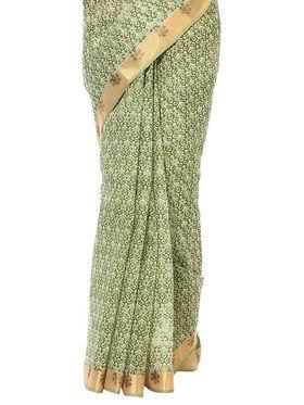 Branded Cotton Gadwal Sarees -Pcsrsd5