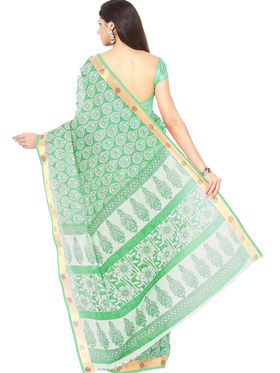 Branded Cotton Gadwal Sarees -Pcsrsd60