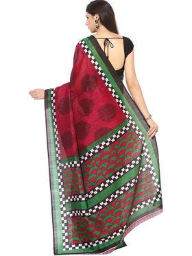 Branded Cotton Bhagalpuri Sarees -Pcsrsd66