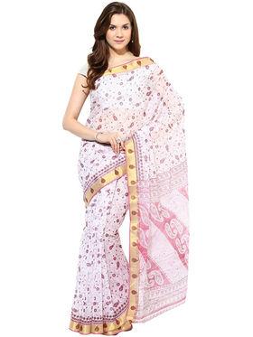 Branded Cotton Gadwal Sarees -Pcsrsd78