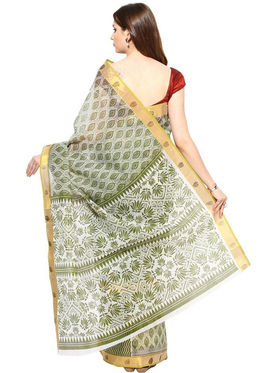 Branded Cotton Gadwal Sarees -Pcsrsd9
