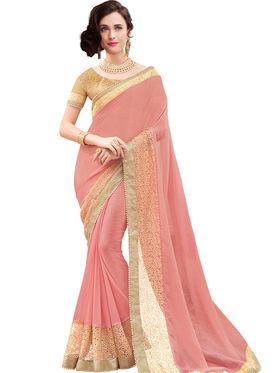 Indian Women Georgette  Saree -Ra10519