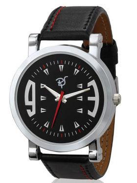 Rico Sordi Analog Wrist Watch - Black_12398201