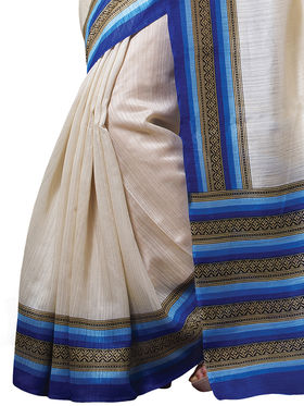 Shonaya Printed Handloom Cotton Silk Saree -Snhls-2008-B