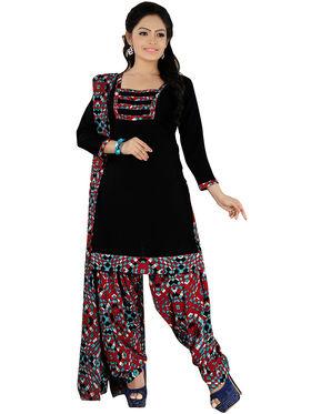 Khushali Fashion Crepe Printed Unstitched Dress Material -SWSGUBP1106
