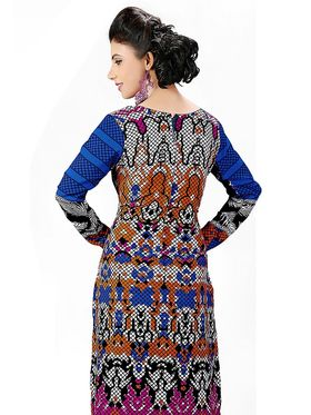 Khushali Fashion Crepe Printed Dress Material -Swsvh1014