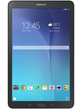 Samsung Galaxy Tab E(Quad Core,Android Kitkat, 8 GB, Wi-Fi+3G) - Metallic Black